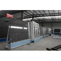 Buy cheap Omron Control Insulated Glass Machine , Double Glass Machine CE Approval from wholesalers