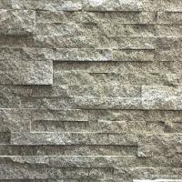 Wholesale White Grey Granite Stacked Stone Natural Flat Style Oem For Ledge Panel from china suppliers