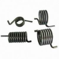 Wholesale nickel plated music wire spring torsion spring manufacturer from china suppliers