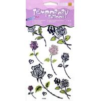 Wholesale Professional Flower Design Color remove Glitter Temporary Tattoo for kids Body skin from china suppliers