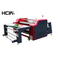 China Rotary T Shirt Heat Transfer Machine , Multi Purpose Heat Press Tshirt Printing Machine on sale