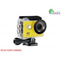 """Wholesale H9 WiFi Waterproof 30M 1080P HD Action Camera 2.0"""" LCD OV4689 170Degree Sports DV from china suppliers"""
