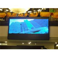 Wholesale Advertising digital Indoor SMD LED Screen Full Color  , P4 LED panel sign from china suppliers