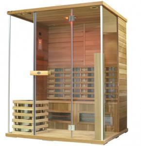 China Full Spectrum Far Infrared Sauna Cabin on sale