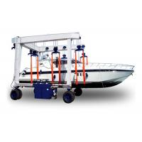 Wholesale 320T Electric Mobile Harbour Crane Boat / Yacht Lifting Use With Compact Structure from china suppliers