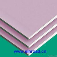 Wholesale Fireproof Gypsum Board / Paper Face Gypsum Board from china suppliers