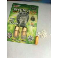 Wholesale Maximum Power Rhino 69 Platinum 75000 Sexual Male Libido Enhancer from china suppliers