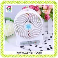 Wholesale 18650 Battery Portable Rechargeable USB Handheld Fan from china suppliers