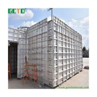 Wholesale Good Stability Adjustable Environmental Building Column Aluminium Alloy Concrete Formwork,Wall Formwork System,Aluminium from china suppliers