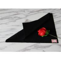 Wholesale Women Skirts Black Coating Wool Fabric With 30% Polyester 600g Per Meter from china suppliers