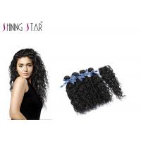 Wholesale 4 Pcs Unprocessed Human Hair Bundles , Long Peruvian Unprocessed Virgin Remy Hair from china suppliers