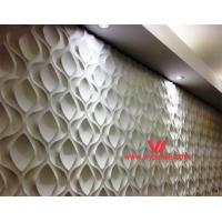 China 3D Wood Wall Panels 3D Textured Wall Panels WY-385 on sale