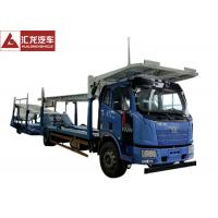 Wholesale Heavy Duty Auto Transport Trailer 325HP Diesel Engine  Hydraulic Control System from china suppliers