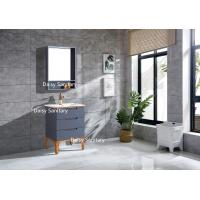 Wholesale Asian Style Waterproof PVC Bathroom Vanity Furniture For Hotel Room from china suppliers