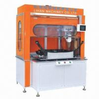Wholesale Automatic Auto Bumper Plastic Welding Machine, PLC Control Program, Adapts Multiple Point Welding  from china suppliers