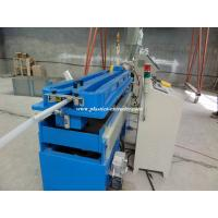 Wholesale PE / PVC / PP Single Wall Corrugated Pipe Extrusion Line Plastics Extruder from china suppliers