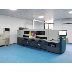 China 4 Color Carton Box Printing Machine / Digital Inkjet Printing Machine on sale