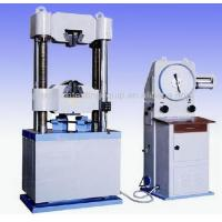 Wholesale hot sale and lower price Analog Display Hydraulic Universal Testing Machine WE-1000C from china suppliers