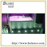 Wholesale optic fibre SPA bath lighting kits with solid side glow optic fiber from china suppliers