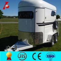 Buy cheap Custom2 horse camping,straight horse trailer from Wholesalers