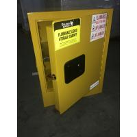 Buy cheap 4 Gallons Flammable Safety Cabinets Storage For Gas Station Combustibles from wholesalers