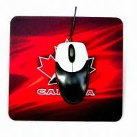 Wholesale Mouse Pad, Available in Various Colors and Designs, Suitable for Promotional Purpose from china suppliers
