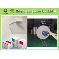 Wholesale Antistatic C2S White Back Duplex Board 350gsm Paper shirt board  For Clothes Label from china suppliers