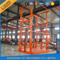Wholesale 2.5T 3.6m Warehouse Hydraulic Elevator Lift from china suppliers