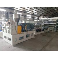 Wholesale Computerized Polycarbonate Sheet Extrusion Line PC Acrylic Sheet Machine High Output Capacity from china suppliers