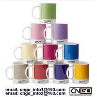 Wholesale GIFTS cup PANTONE colors mug to your friend NO.54577 from china factory from china suppliers