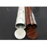 Wholesale Decorative Aluminum Round Tube Suspending Metal Ceiling in building from china suppliers