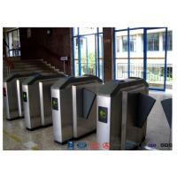 Wholesale Facial Reader Access Control Flap Barrier Gate Stainless Steel For Entrance from china suppliers