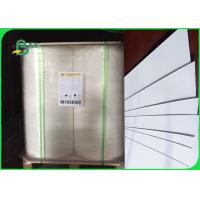 China 90 To 170gsm FSC Approved Double Sided Coated Gloss Art Paper For Offset Printing on sale