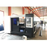 Wholesale IPG 6000W CNC Fiber Laser Cutting Machine With Fast Speed 50M/min from china suppliers