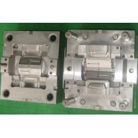 Wholesale High Precision ABS PP PC HASCO Plastic Injection Mold Design from china suppliers