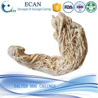 Quality China Supplier Edible Natural Sausage Casings/ Natural Casings with FDA ISO Certificate for sale