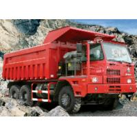 Wholesale Heavy Duty Mining Dump Truck / Ten Ton Dump Truck With 14.00-25 Tyres from china suppliers