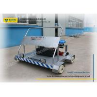 Buy cheap Lightweight Railroad Speeder Cars Aluminum Alloy Double Track Inspection Car from wholesalers