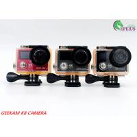 Wholesale Ultra HD 4K Sports Hd 1080p Dv Water Resistant Action CameraWith Acrylic Packaging 14MP from china suppliers