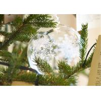 Wholesale Christmas Balls Decoration from china suppliers