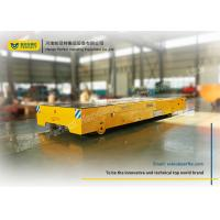 Wholesale Raw Material Transfer Cart Bogie , Warehouse Automated Guided Carts Explosion Proof from china suppliers