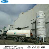 Wholesale 10m3 cryogenic Liquid Argon Tank from china suppliers