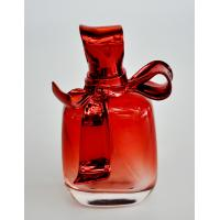 Wholesale 100ML Color Coating Perfume Spray Bottle with ABS Plastic Cap from china suppliers