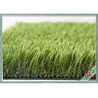 Economical Landscaping Indoor Artificial Grass With High Elasticity 40MM Height