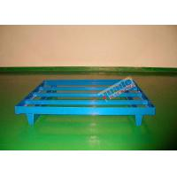 Wholesale Welded steel pallet for logistics centers, e shops, plants, distribution centers from china suppliers