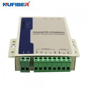 Wholesale GM168MM-C2 Fiber Modem RS485/422/232 to Fiber Converter MM 1310nm 2KM SC Serial to Fiber Converter from china suppliers