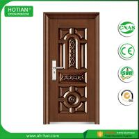 Wholesale China supplier safety doors for home steel security doors residential from china suppliers