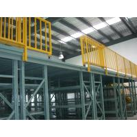 Wholesale CE/ISO Guaranteed Pallet Racking Mezzanine Floors Multi Level Racking System from china suppliers