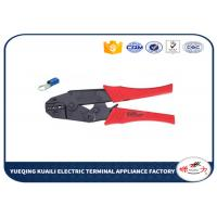 China Ratchet Power Cable Lug Hand Terminal Crimping Tool Ratchet Crimping Pliers on sale