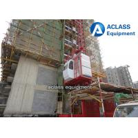 China Safety 4 Ton Electric Construction Material Lifter Middle Speed Approved CE on sale